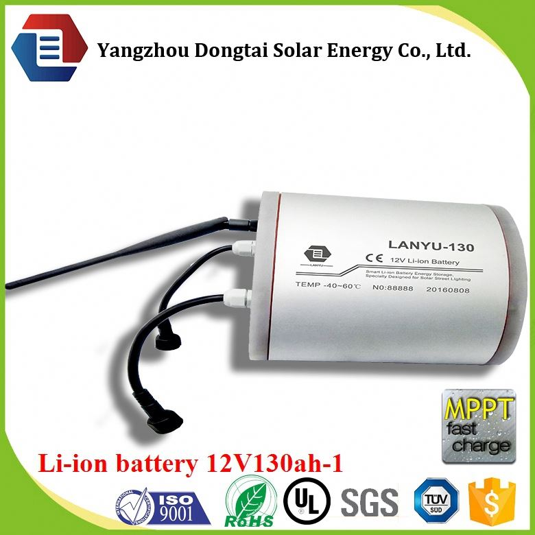 Electro-Gas Hybrids 12V 130ah Street Light Solar Storage Battery /LYLIBR12V130B272