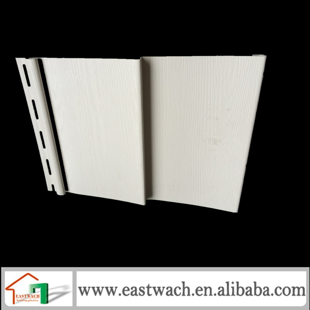 Eastwach exterior wall cladding plastic siding panel