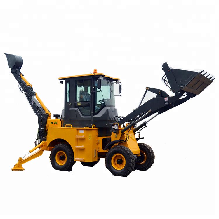 Pelle rétro pour tracteur - L16 - Tifermec Srl - hydraulique