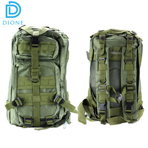 9 colors Military Assault Tactical Backpack Molle Bug Bag for Outdoor Hiking Camping Trekking Hunting 30L