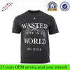 Cheap Custom Cotton Dry Fit Printing Man Fashion T-Shirt