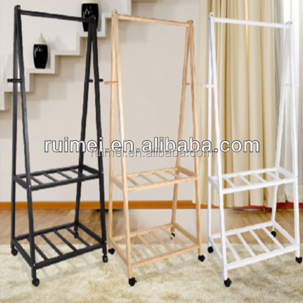 2 Tiers Practical Bedroom Clothes Rack Wooden Stand   Buy Bedroom Clothes  Rack Wooden,Bedroom Clothes Rack Wooden,Bedroom Clothes Rack Wooden Stand  Product ...
