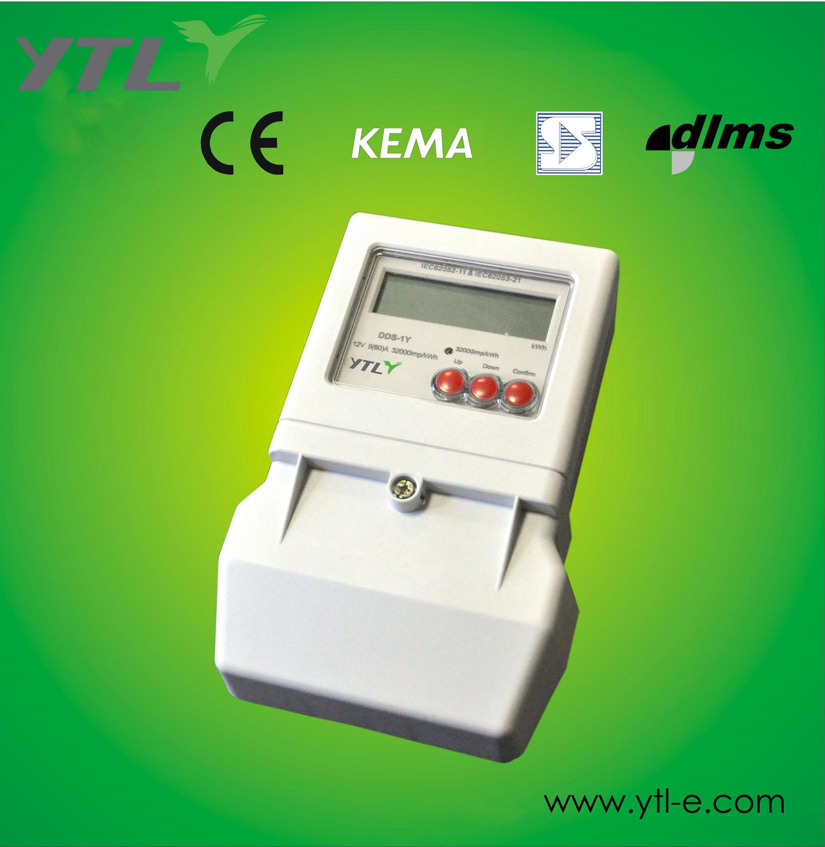 Single Phase Electric Meter for Solar System