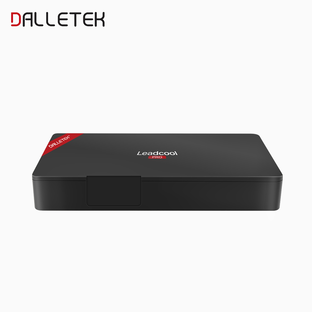 Best Selling H.265 Android Box TV Leadcool Pro Smart IPTV Box S905X Quad Core 2GB RAM 16GB Bulid-in App Market for Arabic TV Box