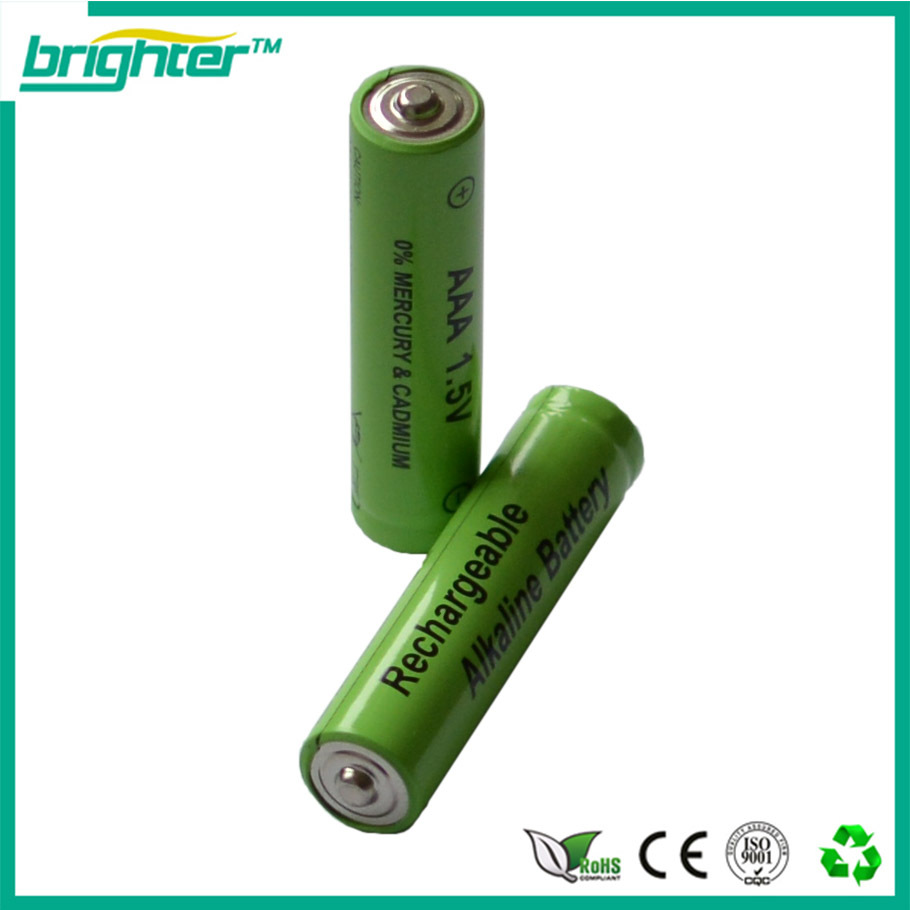 1.5v aaa rechargeable alkaline <strong>battery</strong>