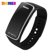 skmei cheap design plastic oem smart digital watch #1119