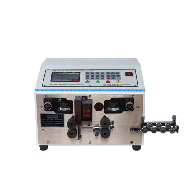 High Quality HC-515A 3 sqmm2 power cable insulation machinery
