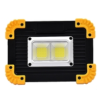 Rechargeable Portable Work Lights Power Bank Function LED Flood Light