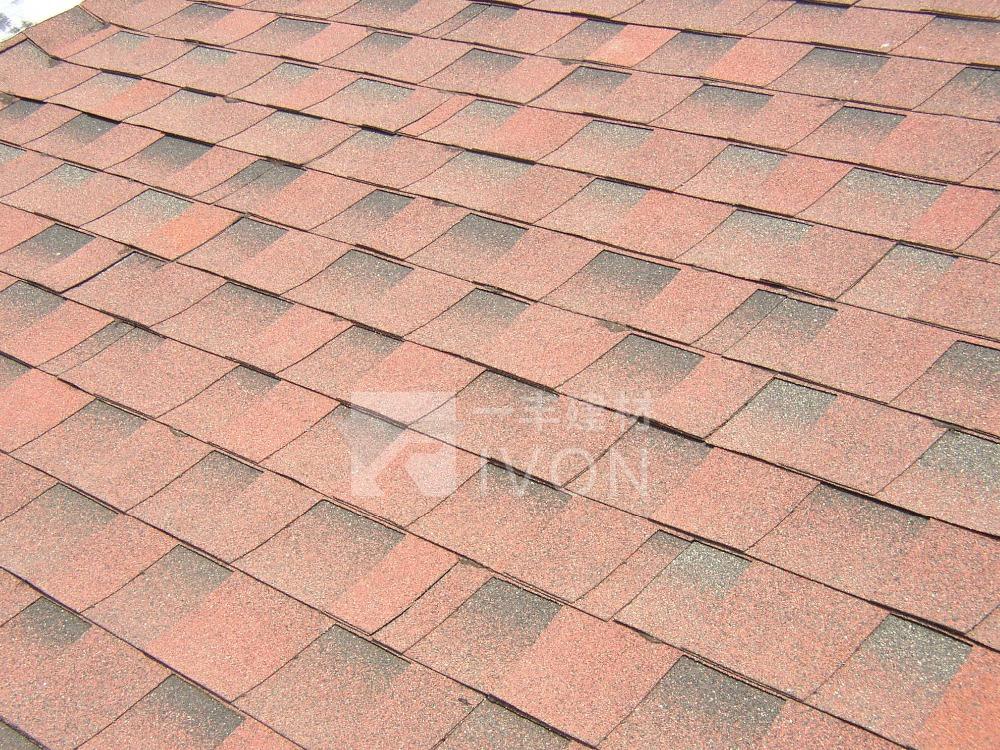 Ivon 2016ciln Burner Roof Tile Asphalt Shingle Colorful