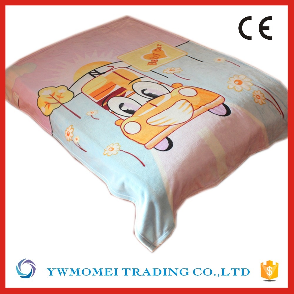F21027 sponge bob printed coral fleece baby blanket crochet baby blanket for sale baby soft thick fleece blanket