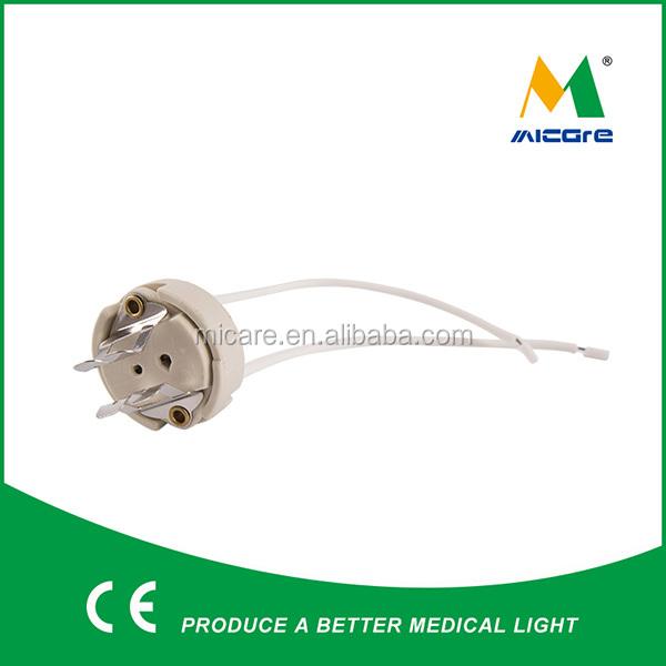 Gy9.5 Halogen Ceramic Lamps Sockets