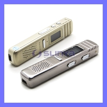 Home Security 500 h Opname 32G Flash-geheugen Voice Detector Digitale Sound Recorder