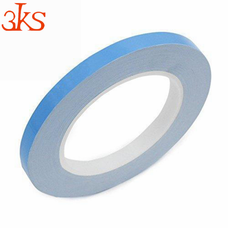 Popular high temperature double sided thermal fiberglass tape