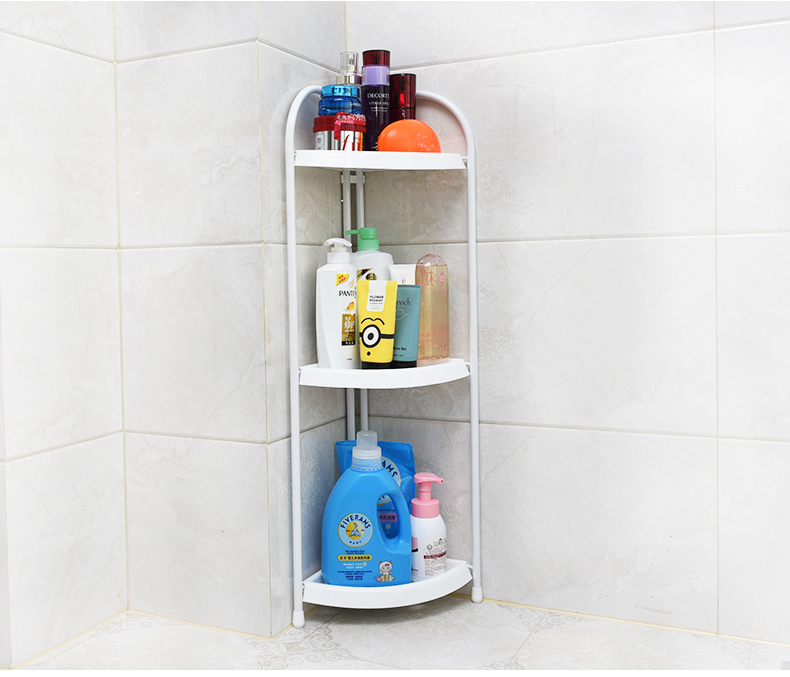 4 Layers Bathroom Corner Shelf, 4 Layers Bathroom Corner Shelf ...