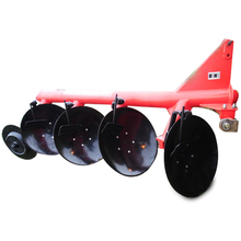 Good quality walking tractor disc plough