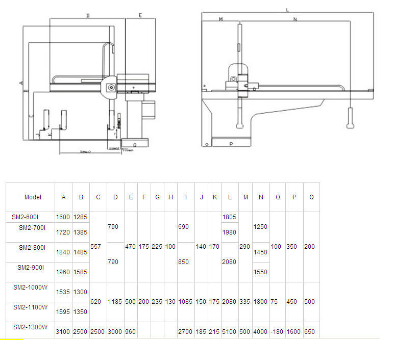 7 axis milling machine