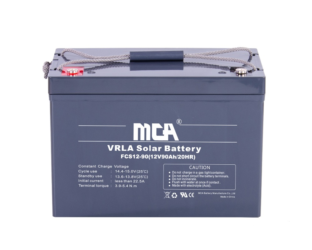 Top sale 12v 90ah inverter ups used telecom batteries