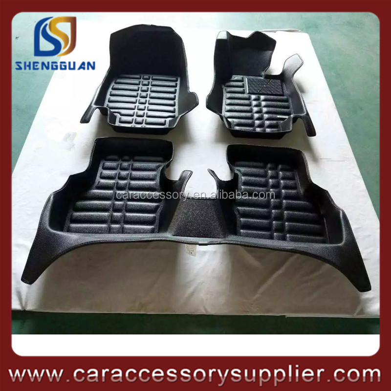 China factory supplier Oem service 360 automotive floor coverings car mat