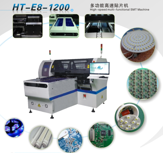 pcb and place machine
