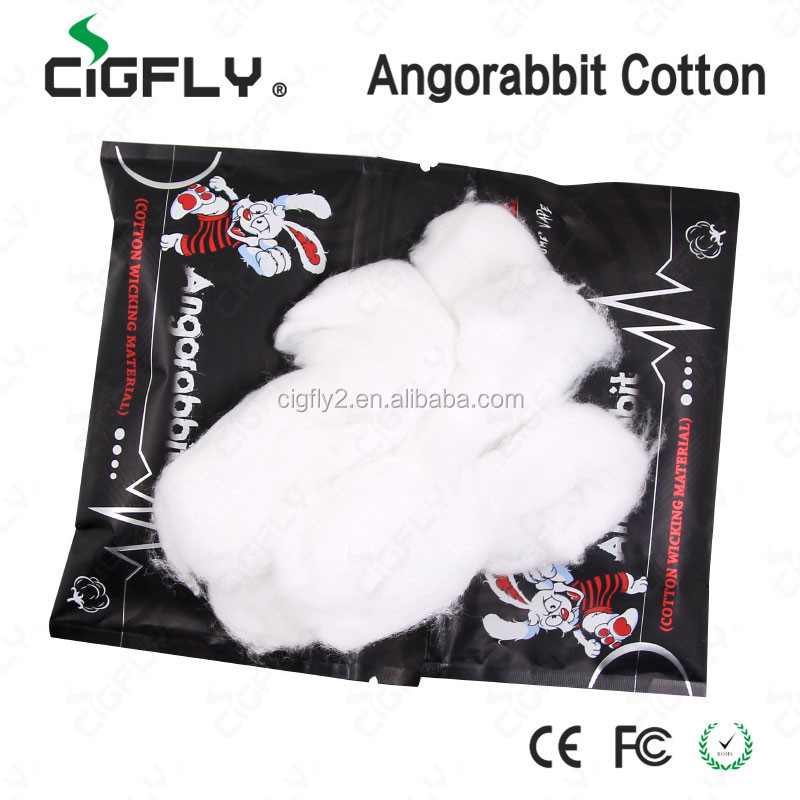 High quality Angorabbit cotton Authentic Angorabbit cotton VS Native wicks