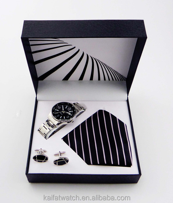 29960b05b9b7 2015 new products for men fashion simple businessmen model men watch gift  set