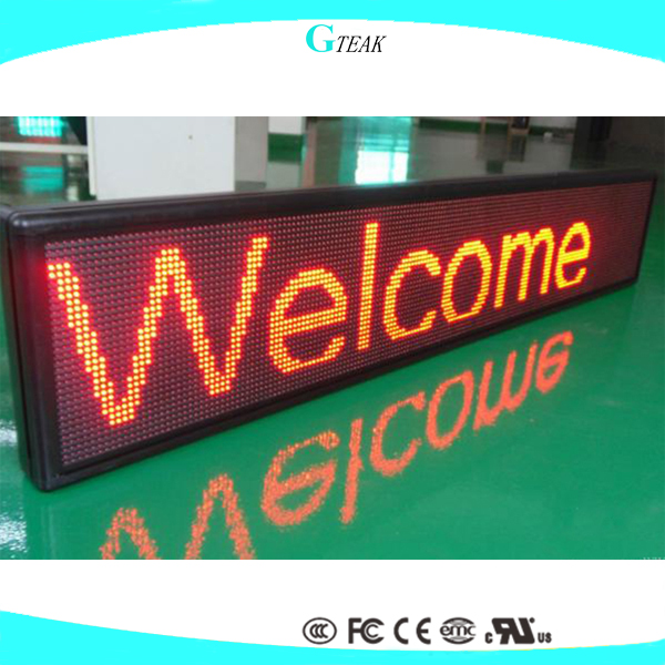 3g/wifi led display outdoor message <strong>sign</strong>