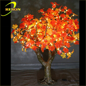 Festival products new year decoration led light bonsai tree