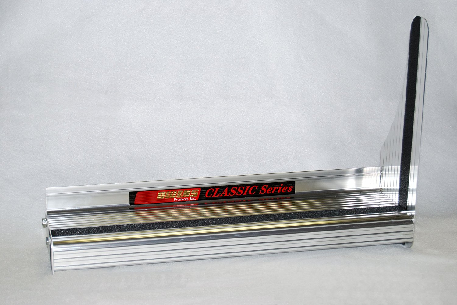 OWENS Running Board Classic Pro Silver Extruded Aluminum Unlighted Body/ Frame M OC70120FX