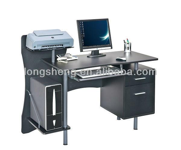 Gros meubles chine meilleure qualité ordinateur bureau table top