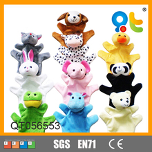 Cute Soft Plush Cartoon Animal Toy Hand Puppet for Adult