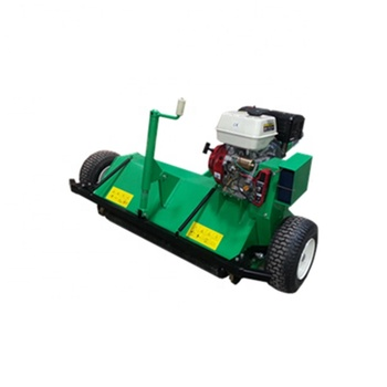 Atv120 Flail Mower Engine Briggs Stratton For Sale,Pull Towing Grass Cutter  Mower Agriculture Machinery - Buy 15hp Atv Mower For Sale,Electricity