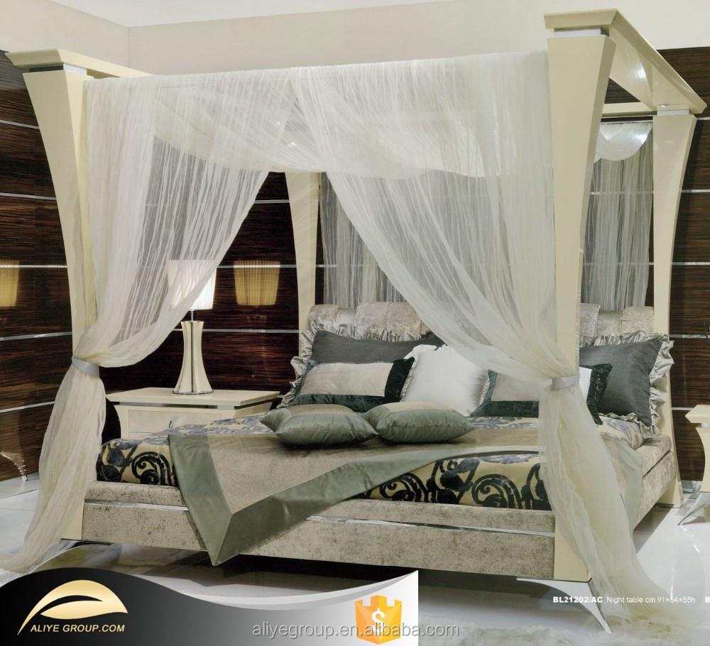 Venta al por mayor cama dosel madera-Compre online los mejores cama ...
