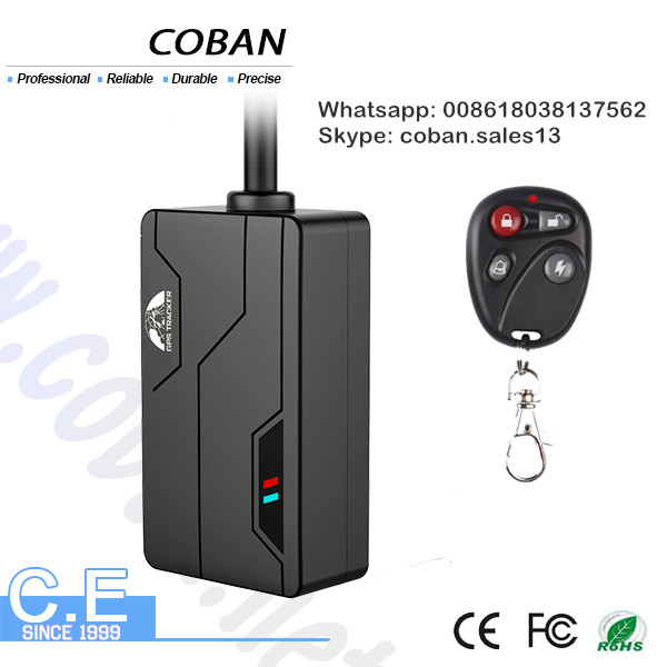 GPS tracker for car/elctric bicycle/motorcycle/ vehicle GPS tracker GPS311 Google with platform real time anti-theft