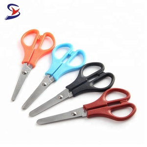 "Cheap price 5"" student scissor"