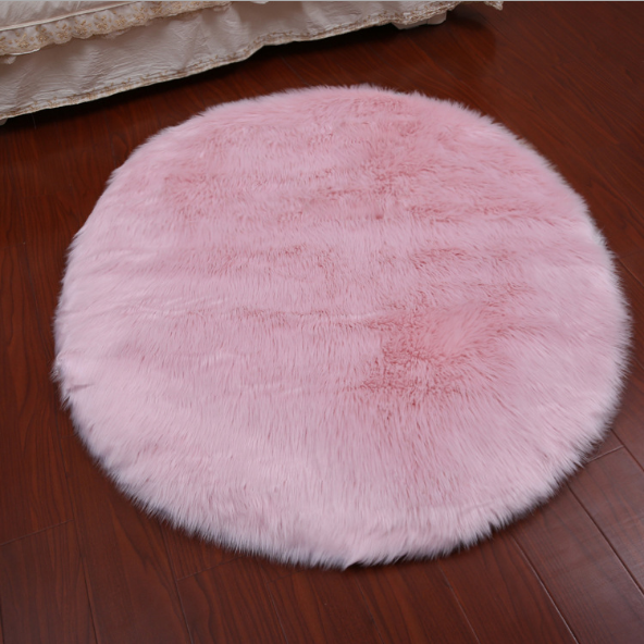 60 90 Cm Soft Fluffy Rugs Anti Skid Shaggy Area Rug Dining: Area Rug Decorative 4' X 5' Ultra Soft Luxurious Cruelty
