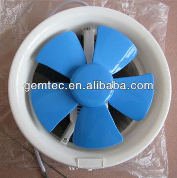 Kitchen Exhaust Fan Small Bathroom Fan Round Ventilation Fan