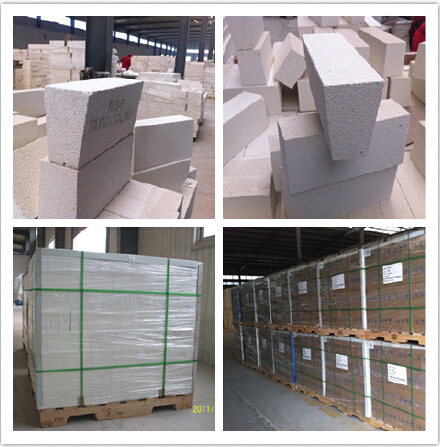 JM28 Insulating Firebrick Light weight Mullite brick refractory brick