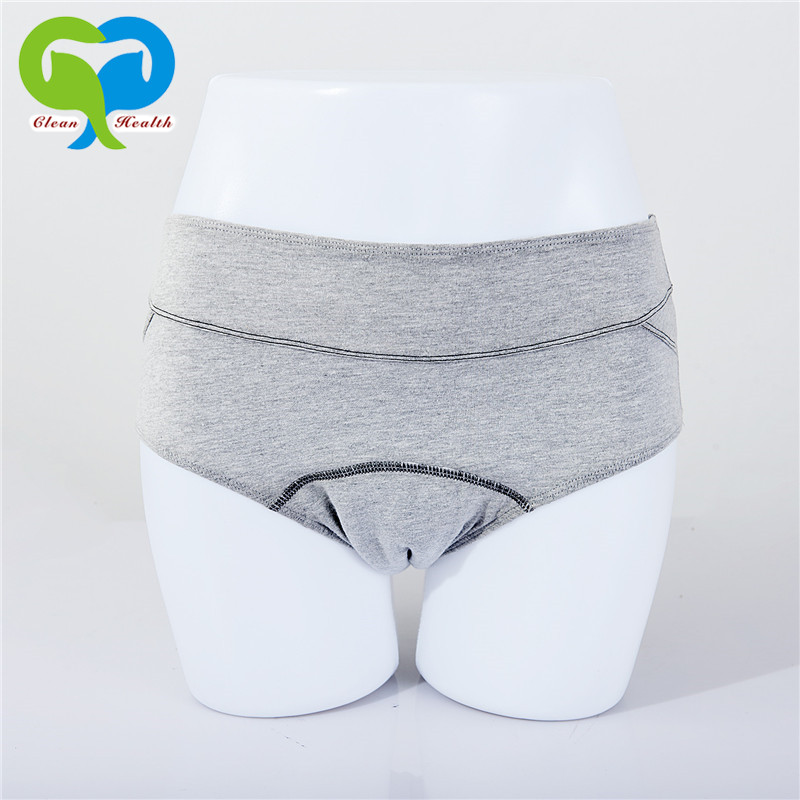 b60228365682 Women Built-in Pad Incontinence Panties Underwear Reusable Leak ...