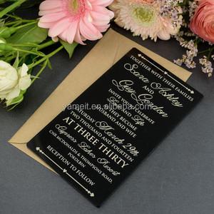 Plexiglass Wedding Invitations Plexiglass Wedding Invitations