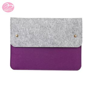 Factory Price Cheap Felt Laptop Sleeve 15.6 inch