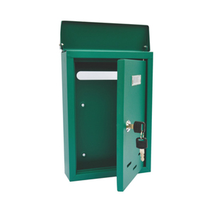 Best sales products in ali baba high quality wall mounted mailbox