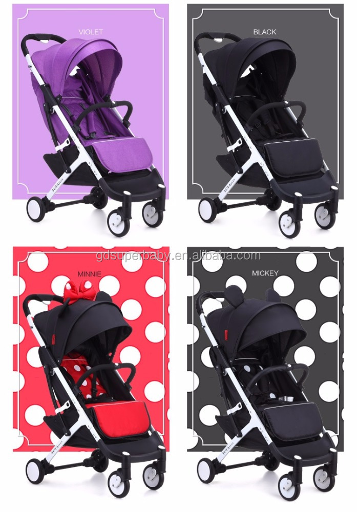 Hot Sale lightweight Stroller / Baby Stroller Yoya Plus Minnie Mouse