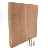 28mm Apitong Container plywood cargo flooring for Cargo container Repair