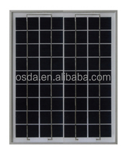 cheapest price solar module 10w poly in india