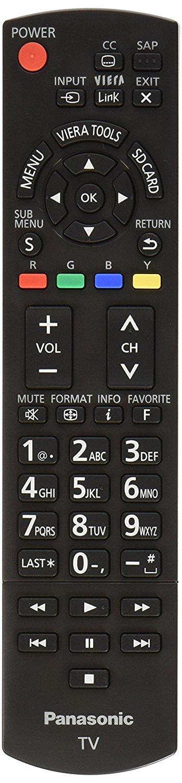 Panasonic N2QAYB000570 Remote
