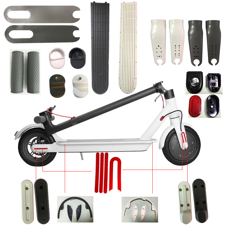 Xiaomi Mijia M365 Electric Scooter Spare Parts Xiaomi kickscooter Repair  Parts