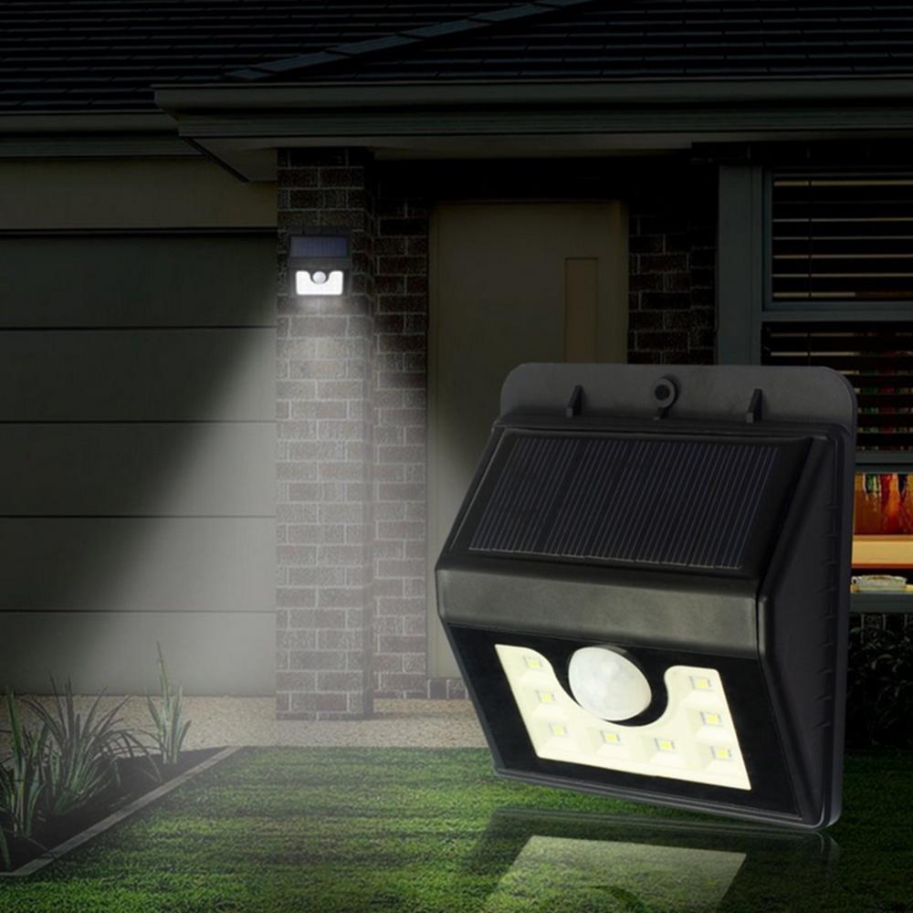 superbright signaller solar lighting smd leds security light