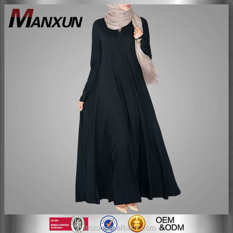 Black Abaya Latest Burqa Design Pictures Gold Embroidered Muslim Abaya