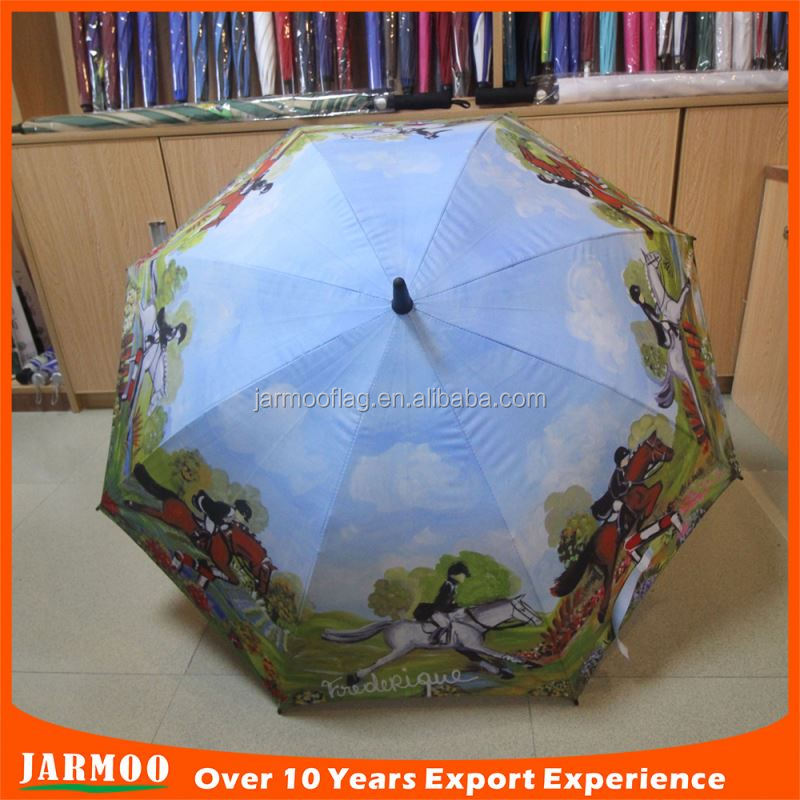 promotion manufacturer umbrella customized straight umbrella