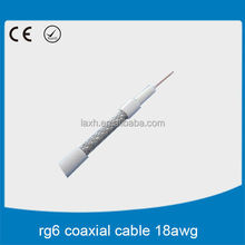 rg6 coaxiale kabel 18 awg